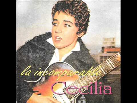 CECILIA _   LA INCOMPARABLE  _   DISCO COMPLETO  1995