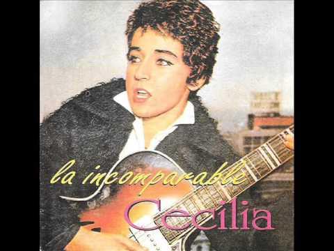 CECILIA _   LA INCOMPARABLE  _   DISCO COMPLETO  1995