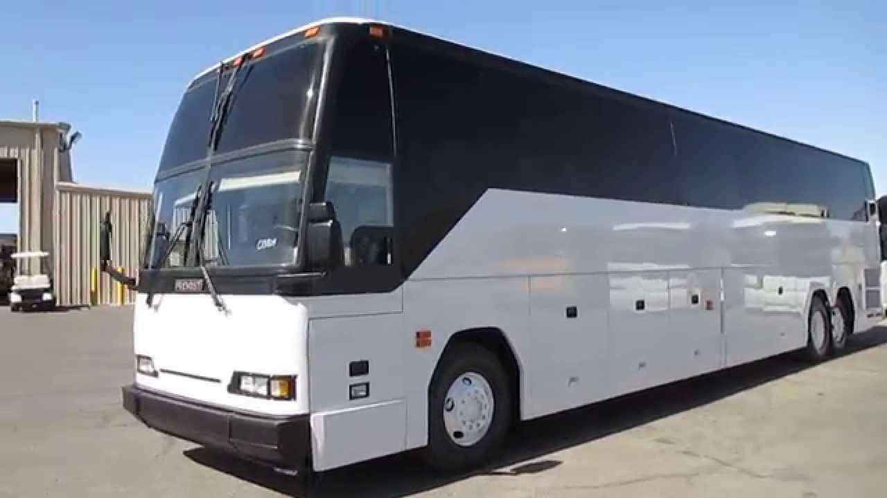 Used bus for sale 2000 prevost h3 45 56 passenger c13829 for Prevost motor coach sales