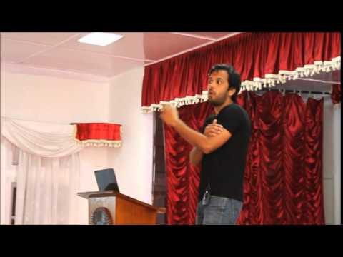 Interaction 4 of The Podium Season 3 - Mr. Rishab Gupta