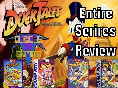 Ducktales Complete Series Review (1989 - 2013) - Dubious Gaming