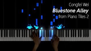 Top Blue Piano Tiles Similar Games