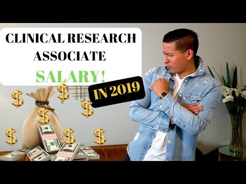 Clinical Research Associate Salary In 2019?