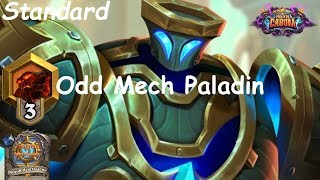 Hearthstone: Odd Mech Paladin #7: Boomsday (Projeto Cabum) - Standard Constructed
