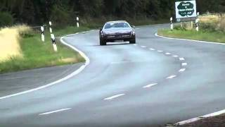 `89er Corvette C4 drive by, Flowmaster Exhaust