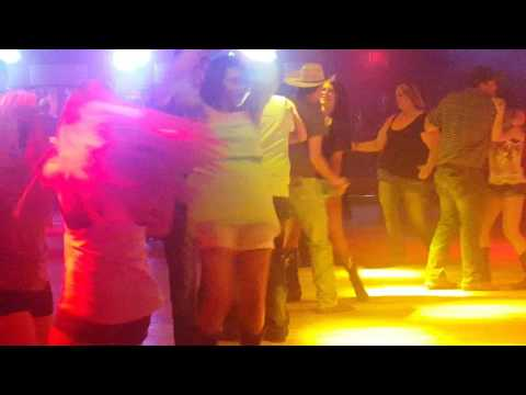 Country Dancing @ Silver Saloon in Terrell Tx.