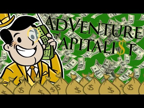 Funding Space! | Adventure Capitali$t #3