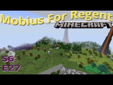 Mobius For Regent: S6  Ep27 - Airship Dry Docks - FTB Infinity+ - Minecraft - M4R 6.27