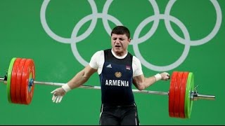 видео История легкой атлетики на Олимпийских играх