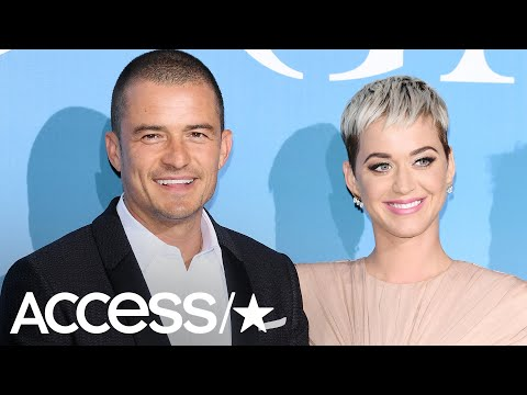 Katy Perry Jokes Orlando Bloom Won't Ever Make It On 'American Idol' In Rare Video! | Access