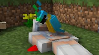 Diamond man life 7 - ZooZoo minecraft animations