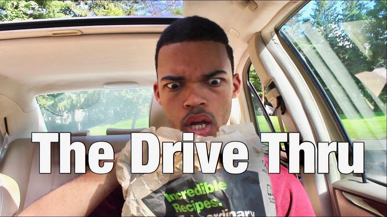 The Drive Thru/McDonalds Be Like - YouTube