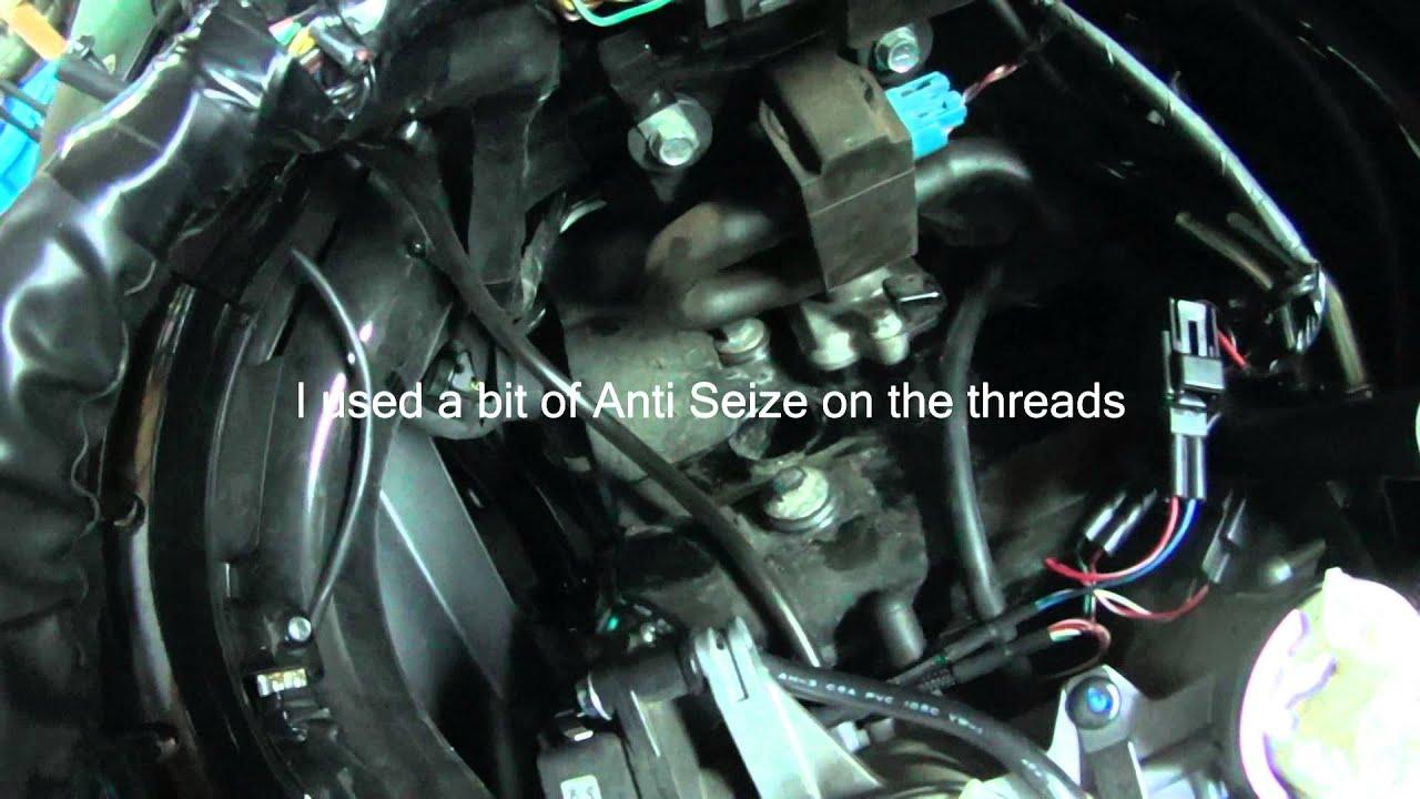 How To Change Spark Plugs Kawasaki Ninja R