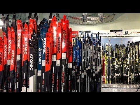 Где купить беговые лыжи?