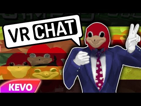 VRChat but I become the president of Uganda