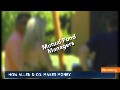 How Allen & Co. Makes Money