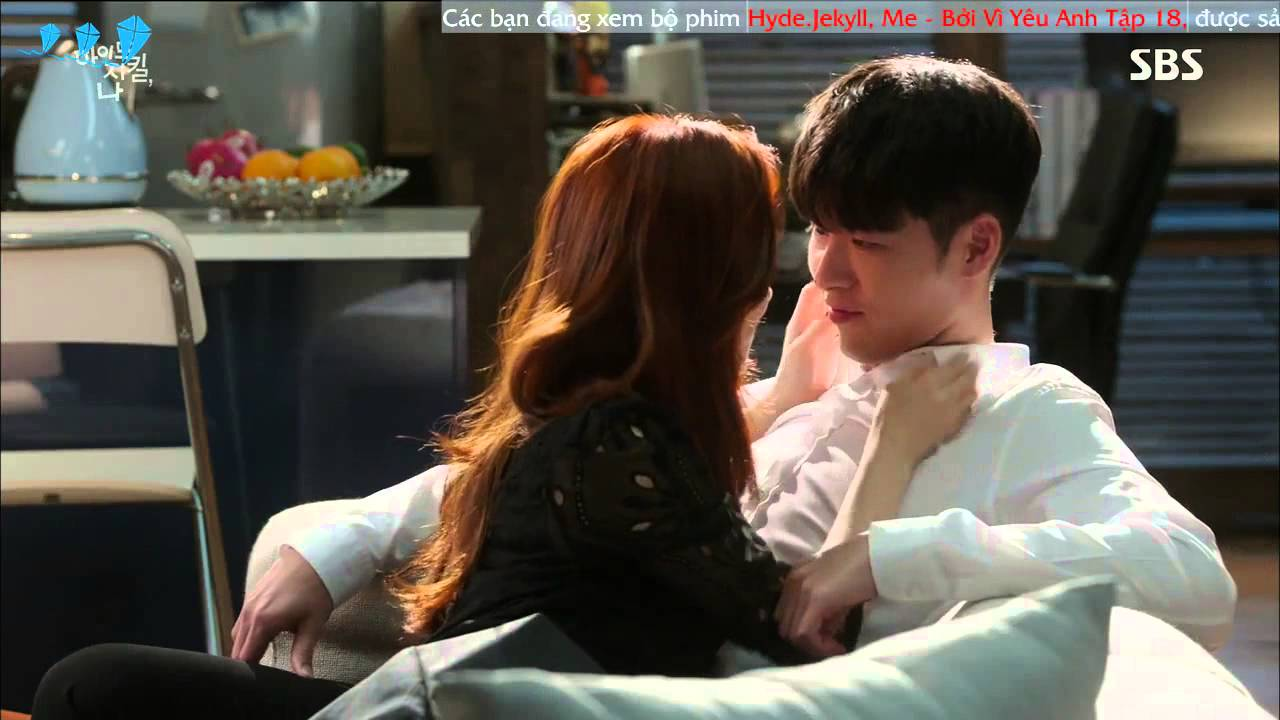 Download [Vietsub] Hyun Bin kiss Han Ji Min (Hyde, Jekyll, Me Ep18)