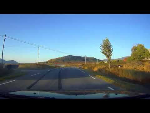 Drive Part 6 (Arctic Autumn: Vesterålen, Norway) (deep house groovy progressive chillout)