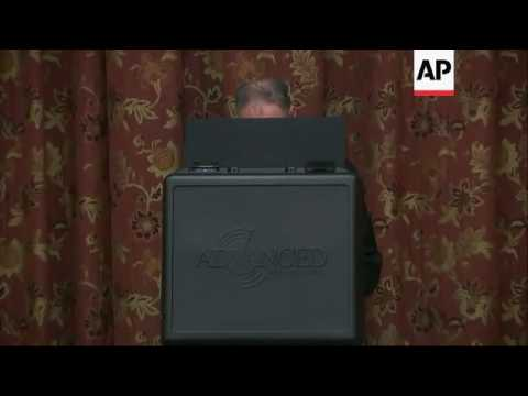 Democratic VP Nominee Tim Kaine Votes