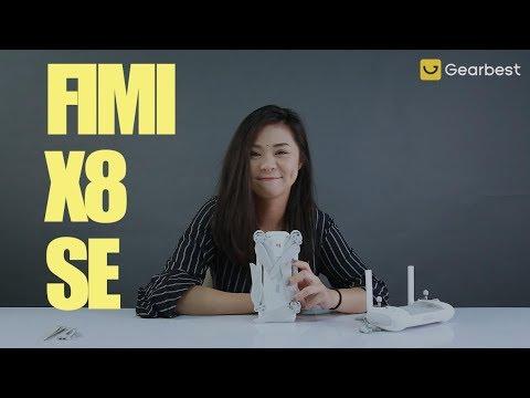 FIMI X8 SE Drone - Gearbest