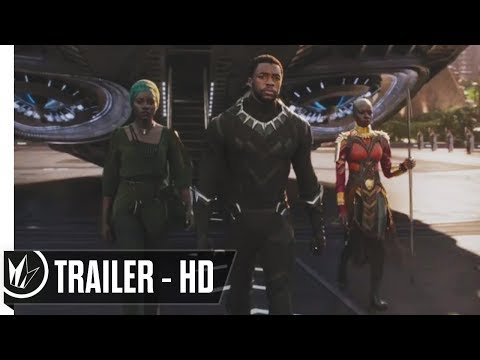 Black Panther Official Trailer #2 (2018) Chadwick Boseman, Lupita Nyong'o -- Regal Cinemas [HD]