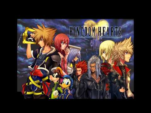 Kingdom Hearts ll-Sinister Sundown Remix