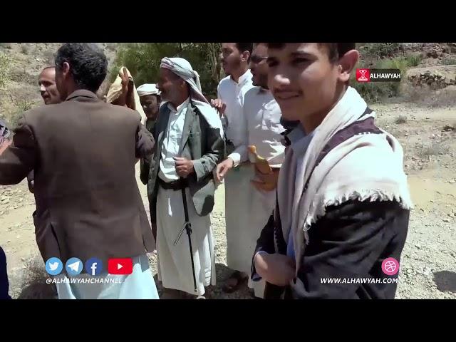 مواقف يمانية | الحلقة 15 | احد مشائخ الحيمه يرفع مسدسه ويطالب بقتل المصور | قناة الهوية