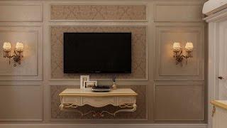 видео Интерьер квартиры в классическом стиле
