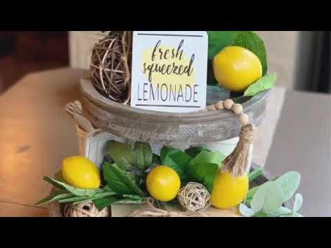 Gorgeous Summer Farmhouse Decor Ideas