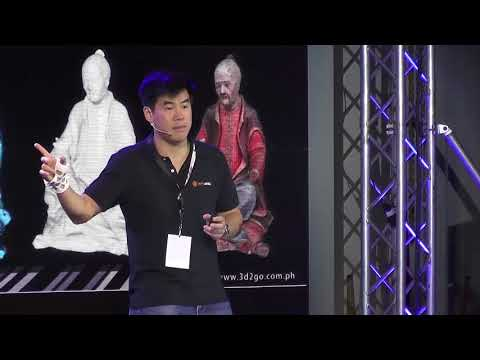 Y4iT 2016 - An Overview to the 3D Printing Revolution by Engr. Fred Chua