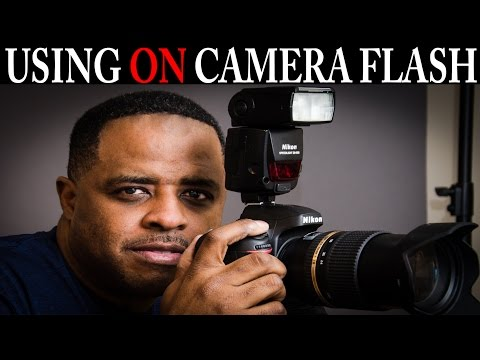 Tips for using ON Camera Flash, Yes! ON Camera Flash