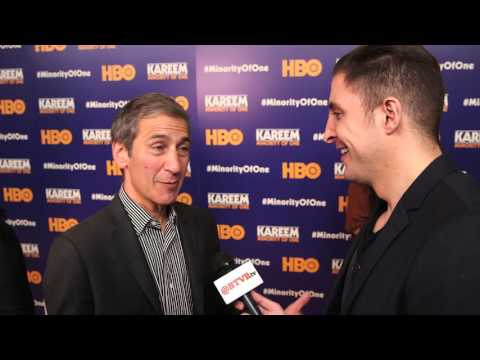 """Mike Tollin at HBO's """"Kareem: Minority of One"""" Premiere"""