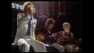 One of the two official promo videos for the Rolling Stones' 1973 s...