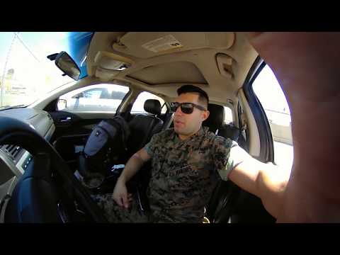 Marine Reserve Drill Weekend Part 1