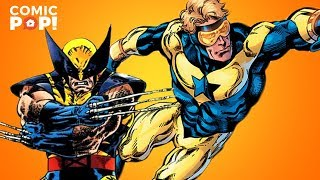 Animated Wolverine Returns, Booster Gold Spotlight and more!