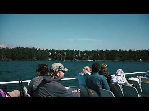 Helsinki Beautiful Canal Tour