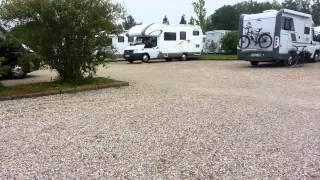 Aire de camping car de Saint Valery sur Somme (80-Picardie)