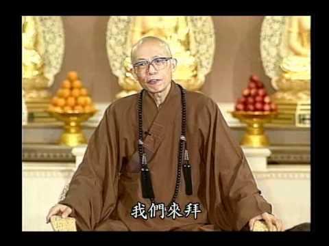 佛像如何處理(聖嚴法師-大法鼓 0381)