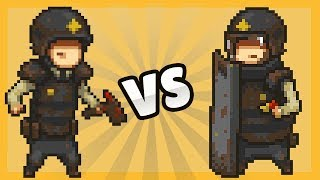 DAZW:  GUARD VS WILLY WHICH UNIT IS BETTER?