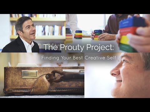 The Prouty Project: Finding Your Best Creative Self
