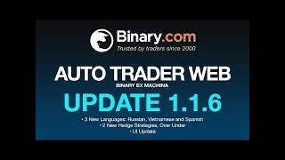Free Dwonload - Binary Auto Trader 1.1.6 // Profitable Hedge Strategy - Impossible to lose