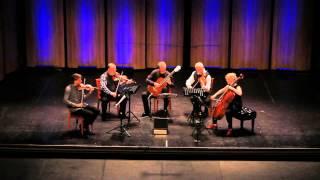 Concierto Brodsky Quartet y Thomas Muller Instrumenta Oaxaca 2014