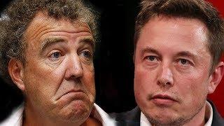 Elon Musk Destroys Jeremy Clarkson (LAWSUIT AGAINST TOPGEAR)
