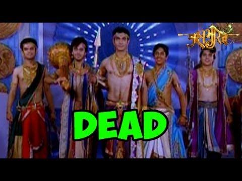 Mahabharat : OMG! Draupadi's sons DEAD in Kurukshetra War   8th May 2014 FULL EPISODE