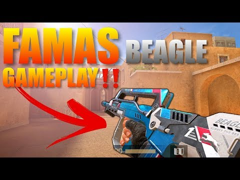 StandOff 2 Update New Famas Beagle Gameplay‼️