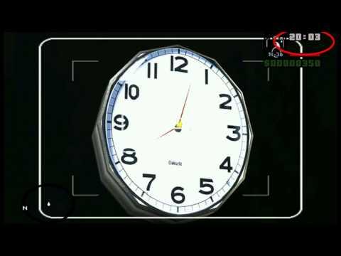 Reloj de pared del trabajo