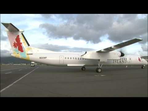 Island Air N681WP Arrival