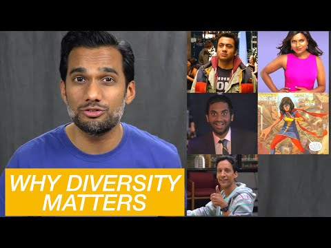 Why Diversity In Media Matters (#OscarsSoWhite)