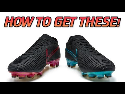 HOW TO GET THE FIRE   ICE NIKE FLYKNIT ULTRA  Release Details  - YouTube f7e8b7548121