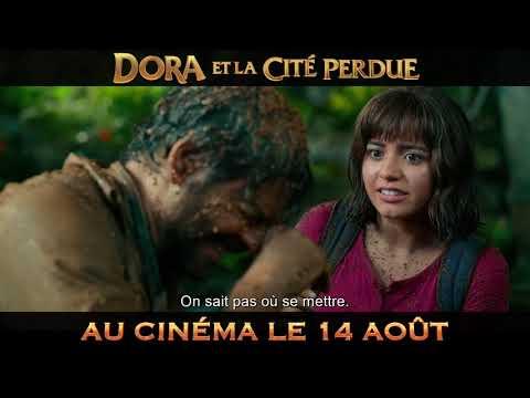 """La streaming finale de """"Dora et la Cité perdue"""""""